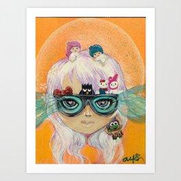 Rosie Art Print