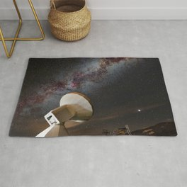 Contact! Search for ExtraTerrestrial Intelligence in the Stars! Rug