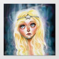 Celeste :: Pretty Little Scamp Canvas Print