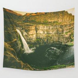 Hidden Waterfall Wall Tapestry