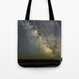 Magnificent Milky Way Tote Bag