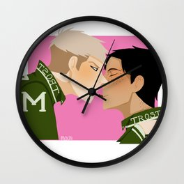 JeanMarco: Pocky Game Wall Clock