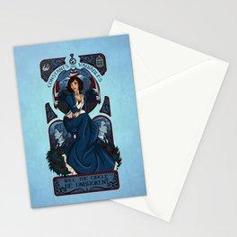 Infinite Nouveau Stationery Cards