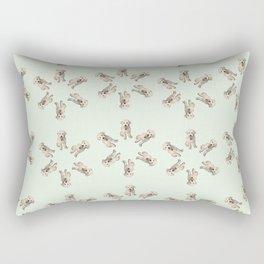 Oodles of Labradoodles Rectangular Pillow
