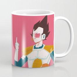 DBZ Team Coffee Mug
