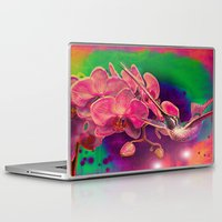 hummingbird Laptop & iPad Skins featuring Hummingbird by Joe Ganech