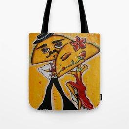Taco Tango Tote Bag