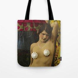 Naughty But Nice(d) Tote Bag