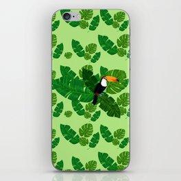 Tucan Amazzonia iPhone Skin