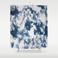 gypsy Shower Curtains featuring Gypsy by Tasteful Tatters
