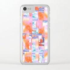 Celebrate Spring Clear iPhone Case