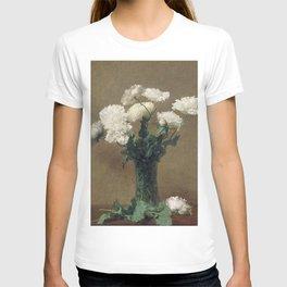 Henri Fantin Latour - Poppies T-shirt