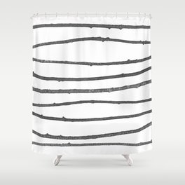 Squigs Shower Curtain