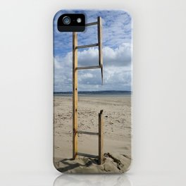STEPS TO HEAVEN iPhone Case