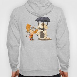 Cross over Ghibli Appa  Hoody