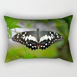 Butterfly Large Rectangular Pillow