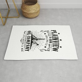 Plainview & Son Oil Company Rug