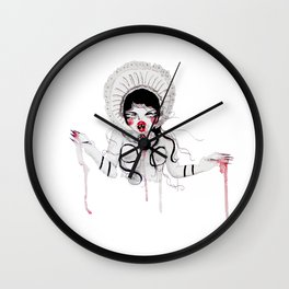 I can't wake up, 2017 Wall Clock