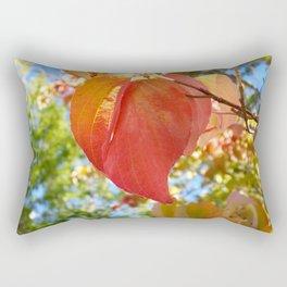 Hello Fall Rectangular Pillow