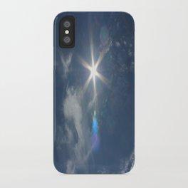 Sunny Sky iPhone Case