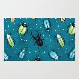 Beetles Rug