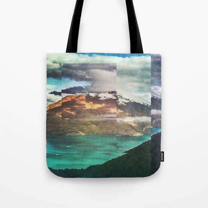 Fractions A32 Tote Bag