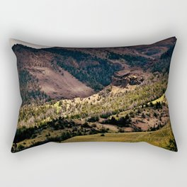 Journey to the Kings Castle Rectangular Pillow