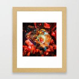 VR_Donut_01 Framed Art Print