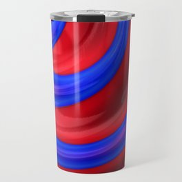 Beautiful Abstract Art by Raphael Terra Travel Mug