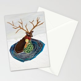 My Deer Stationery Cards
