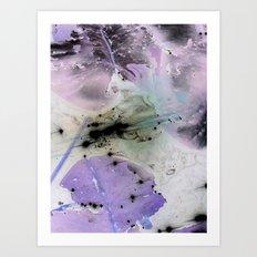 Lilypad 3 Art Print