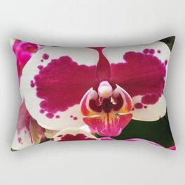 Miltonia Rectangular Pillow