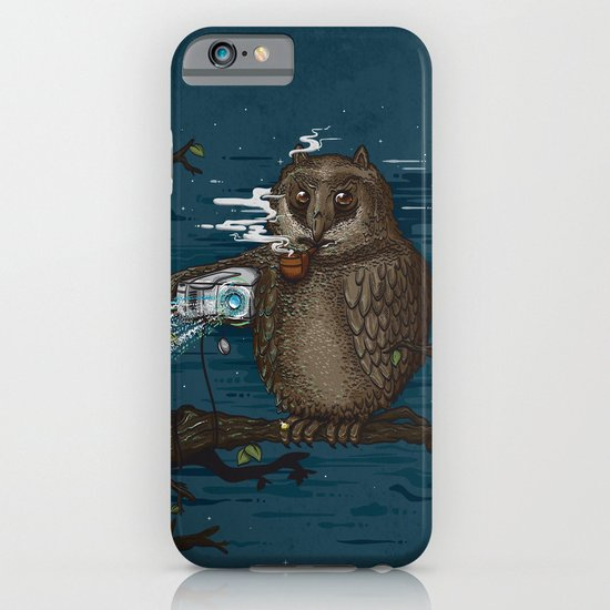 Movie Time iPhone & iPod Case
