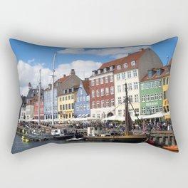 Nyhavn Rectangular Pillow