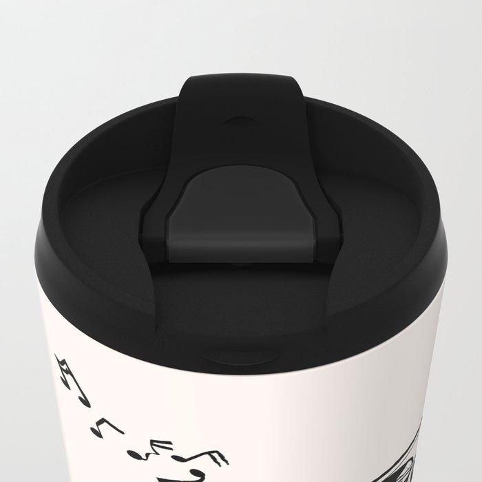 Tortoise Wax Metal Travel Mug