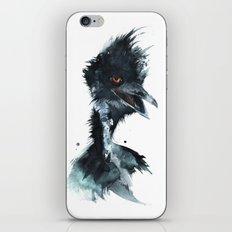 Feeling emu? iPhone Skin