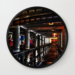 Under Piccadilly Wall Clock