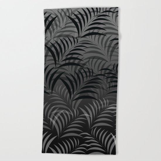 forest 2 Beach Towel