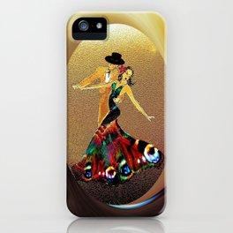 DANCERS - La Fiesta iPhone Case