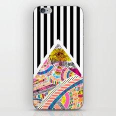 T.A.S.E.G. ii iPhone & iPod Skin