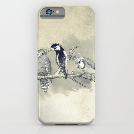The Tree Stooges iPhone & iPod Case
