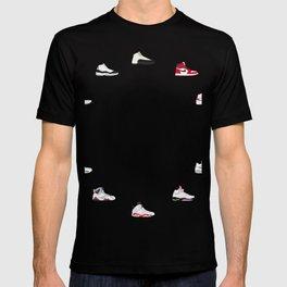 Air Jordan Series 1-12 T-shirt