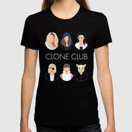 Orphan Black - Clone Club V2 T-shirt