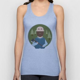 forester Unisex Tank Top