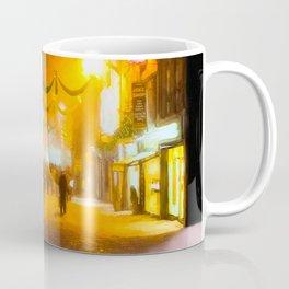 The Holidays In Galway Ireland Coffee Mug