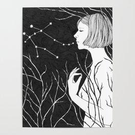 Under Stars (Aurora Aksnes) Poster