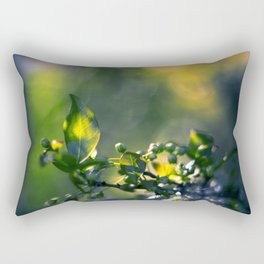 Beneath the Trees Rectangular Pillow