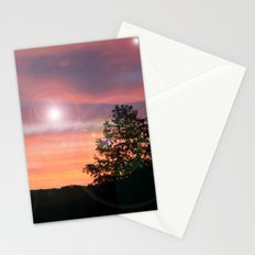 Cloud Study Stationery Cards