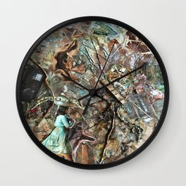 Mystique Wall Clock