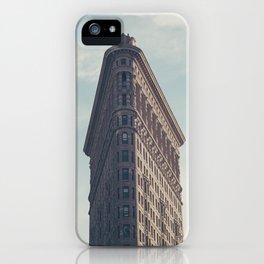 Flat Flat Iron - NYC iPhone Case